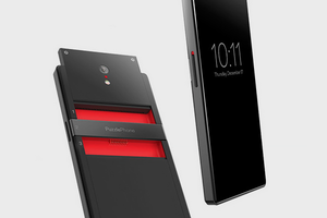 Финская компания показала новый модульный смартфон