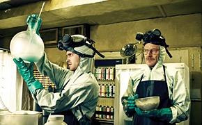 Breaking Bad: Наркотики в домашних условиях