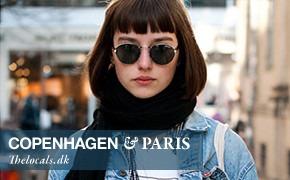 City Looks: Копенгаген и Париж