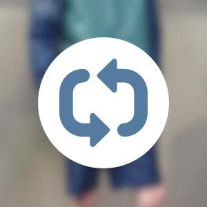 Редизайн: Новый логотип «ВКонтакте»