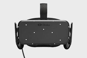 Британский художник хочет провести месяц в Oculus Rift