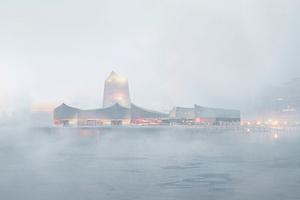 Показан проект Музея Гуггенхайма в Хельсинки