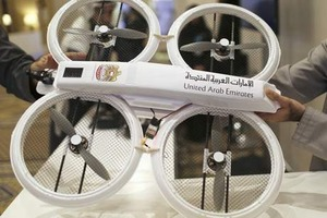 Дубай запустит программу дронов-курьеров