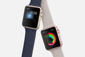 Показаны новые цвета для бюджетных Apple Watch