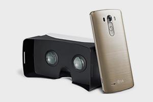 LG разработает пластиковую версию Google Cardboard