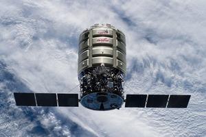 Видео: запуск аппарата Cygnus в 4K