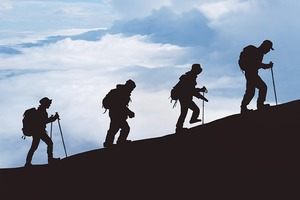 Головоломка на выходные: альпинисты и восхождение на вершину