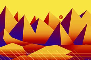 Представлен трейлер «инфографического» платформера Metrico