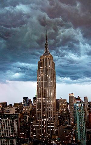 Приближалась гроза: Как выжить в Нью-Йорке под ураганом