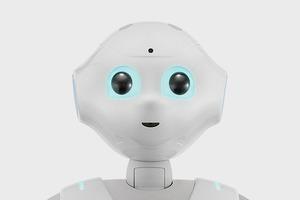 В Японии в продажу поступит читающий эмоции робот