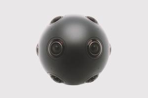 Nokia представила видеокамеру для виртуальной реальности