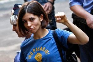 Pussy Riot возглавили список самых влиятельных деятелей искусства