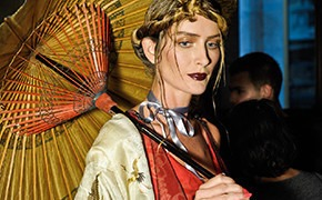 Неделя моды в Париже: день шестой