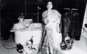 Модная фотография 60х годов