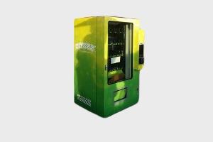В США установили первый вендинговый автомат с марихуаной