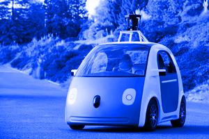 Показан прототип самоуправляемого автомобиля Google
