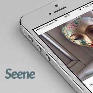 Seene: Как сделать Instagram в 3D-формате