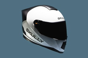 «Умный» мотоциклетный шлем собрал 870 тысяч долларов за два дня