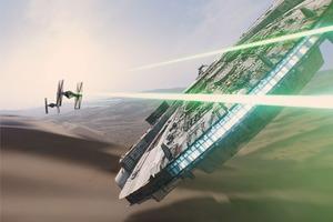 Вышел второй тизер «Звёздных войн VII»