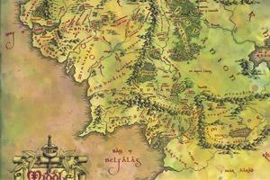 Лайк дня: Интерактивная карта Средиземья от Google