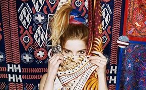 Завязывай: шелковые платки