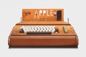 В Калифорнии женщина сдала в утиль Apple I за $200 000