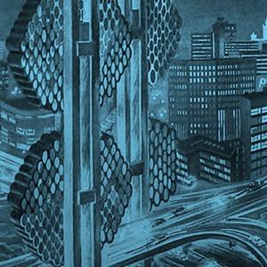 Лифт в космос  и город-плотина: Каким видели будущее в СССР