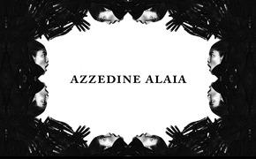 Хронология бренда: Azzedine Alaia