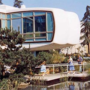 Как представляли дом будущего в 1957-м