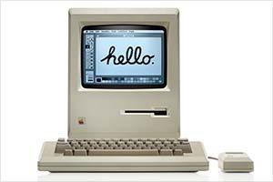 Apple отметила тридцатилетие Macintosh