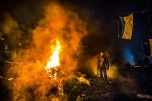 Журнал Vice снял документальный фильм о протестах на Украине
