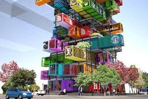 Китайские архитекторы придумали отель-«дженгу»