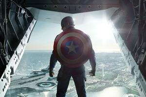Опубликован трейлер нового фильма о Капитане Америке