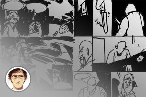 Улицы разбитых фонарей: как я рисую комикс о копах