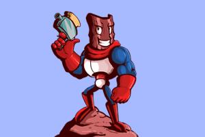 На Kickstarter просят денег на игру о Человеке-беконе