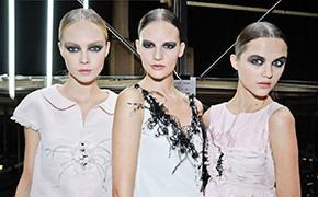 Последние показы на неделе моды в Париже