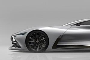 Концепт: суперкар Infiniti для игры Gran Turismo