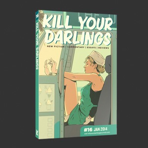 Объект желания: Подписка на журнал Kill Your Darlings