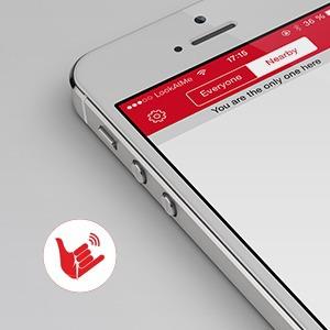 Как приложение FireChat позволяет нам общаться без подключения к интернету