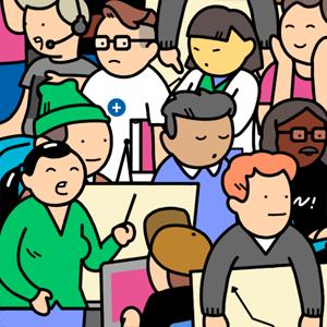 Сколько человек нужно, чтобы создать рекламное агентство