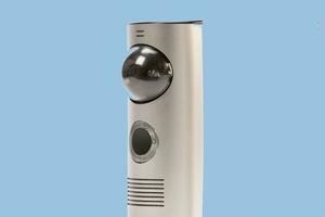 Умный дверной звонок позволяет хозяевам отвечать даже вне дома