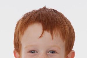 Головоломка на выходные: Сколько лет ребёнку с рыжими волосами