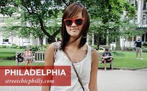 City Looks: Филадельфия