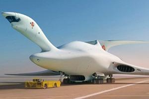 Дизайнер представил биомиметические самолёты
