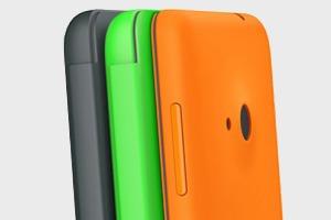 Microsoft показала первый смартфон без брендинга Nokia