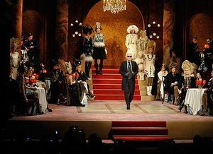 Карл Лагерфельд привез в Москву Chanel