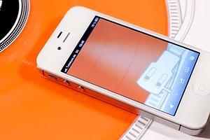Создан винил, воспроизводимый с помощью смартфона