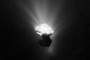 Миссию Rosetta продлят до сентября 2016 года