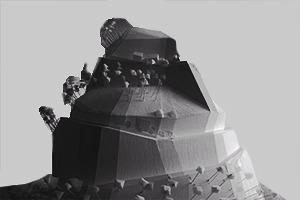 Аниматор выложил stop-motion-фильм из пенополистирола