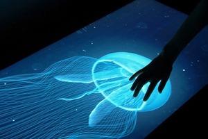 Представлена технология тактильного сенсорного экрана